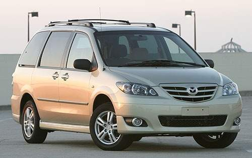 2004 mazda mpv passenger minivan lx fq oem 1 500