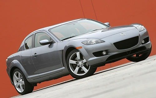 2004 mazda rx 8 coupe manual fq oem 2 500
