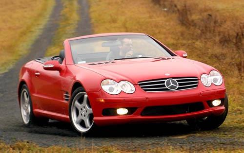 2004 mercedes benz sl class convertible sl500 fq oem 1 500