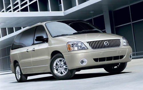 2004 mercury monterey passenger minivan premier fq oem 1 500