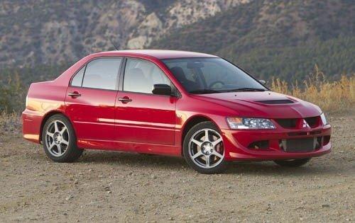 2004 mitsubishi lancer evolution sedan rs fq oem 2 500