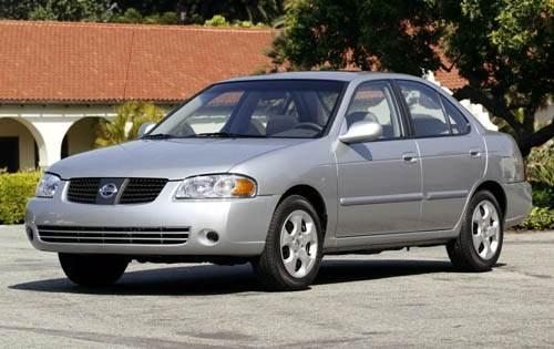 2004 nissan sentra sedan 18 s fq oem 1 500