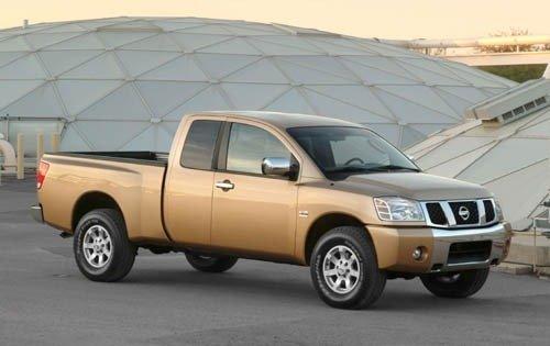 2004 nissan titan extended cab pickup base fq oem 1 500