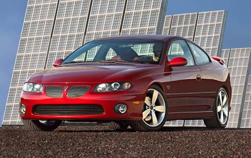 2004 pontiac gto coupe base fq oem 2 500