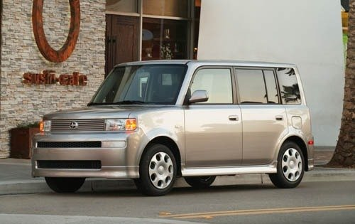 maintenance schedule for scion xb openbay rh openbay com 2000 Scion xB 2008 Scion xB