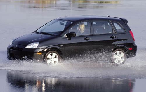 2004 suzuki aerio wagon sx fq oem 1 500
