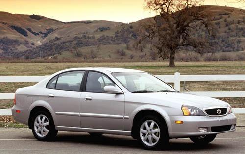 2004 suzuki verona sedan base fq oem 1 500