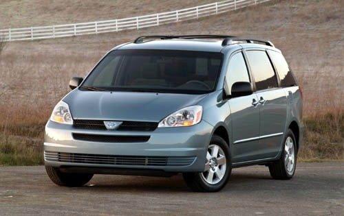 2004 toyota sienna passenger minivan le 8 passenger fq oem 1 500