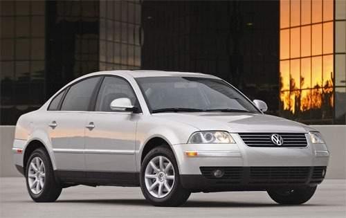 2004 volkswagen passat sedan gls 18t 4motion fq oem 1 500