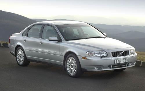 2004 volvo s80 sedan t6 premier fq oem 1 500