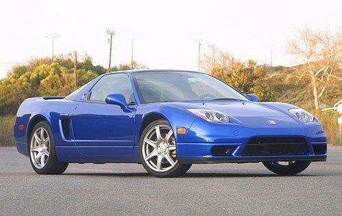 2005 acura nsx coupe base fq oem 1 500
