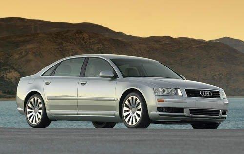 2005 audi a8 sedan quattro fq oem 4 500