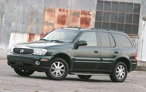 2005 buick rainier 4dr suv cxl fq oem 1 500
