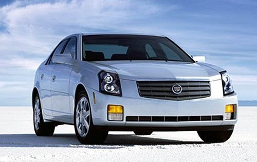 2005 cadillac cts sedan base fq oem 1 500