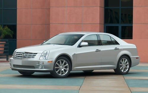 Maintenance Schedule for Cadillac STS | Openbay