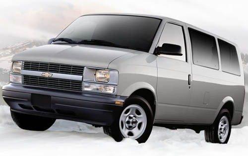 2005 chevrolet astro passenger minivan base fq oem 1 500
