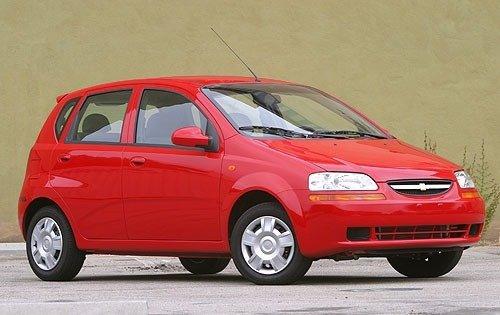 2005 chevrolet aveo 4dr hatchback ls fq oem 1 500
