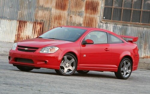 2005 chevrolet cobalt coupe ss supercharged fq oem 2 500