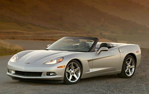 2005 chevrolet corvette 2dr hatchback base fq oem 2 500