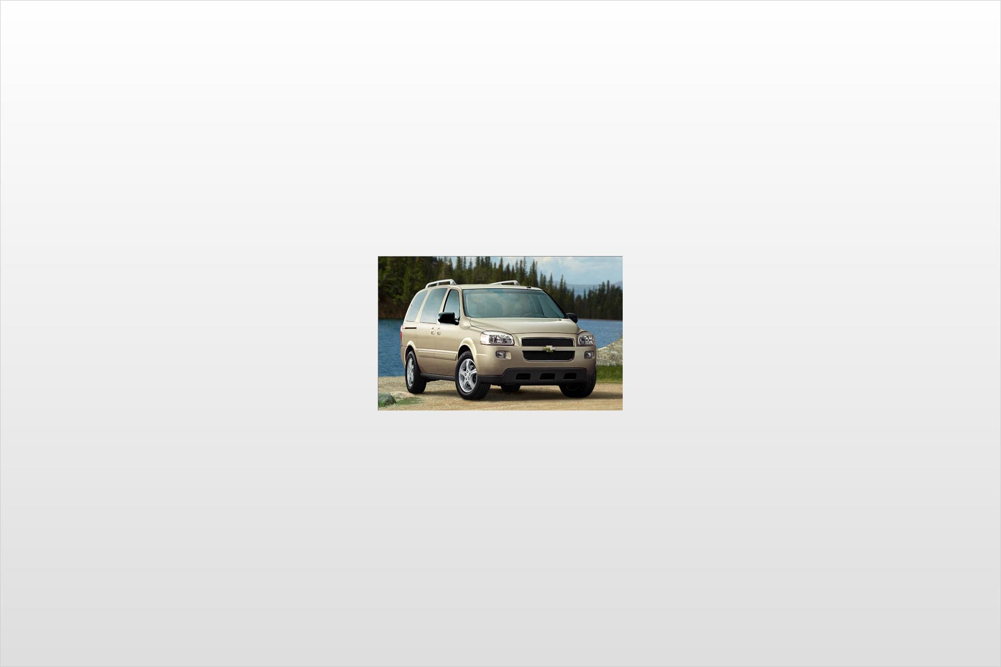 2005 chevrolet uplander passenger minivan base fq oem 1 2048