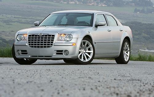 2005 chrysler 300 sedan srt 8 fq oem 1 500