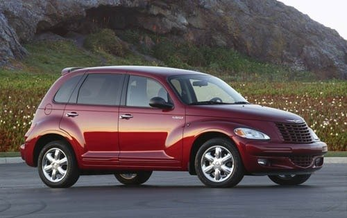 2005 chrysler pt cruiser wagon limited fq oem 1 500