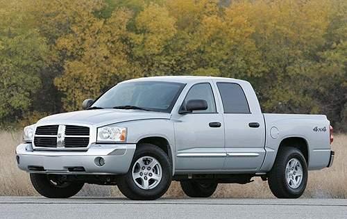 2005 dodge dakota crew cab pickup laramie fq oem 2 500