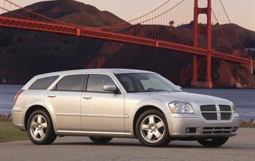 2005 dodge magnum wagon rt fq oem 3 500