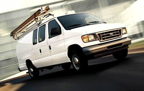 2005 ford econoline cargo cargo van e 350 super duty fq oem 1 500