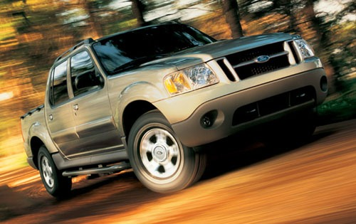 Maintenance Schedule For 2005 Ford Explorer Sport Trac