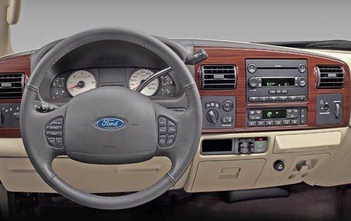 2005 ford f 250 super duty crew cab pickup lariat d oem 1 500