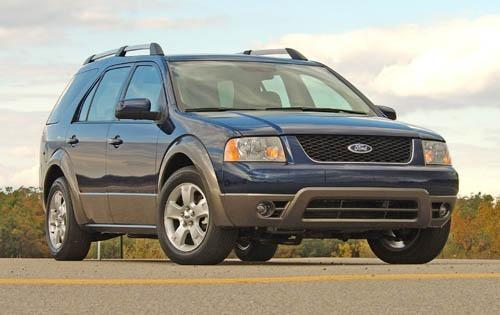 2005 ford freestyle wagon limited fq oem 1 500