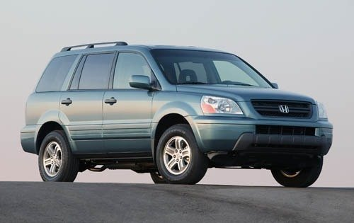 Maintenance Schedule For 2005 Honda Pilot Openbay