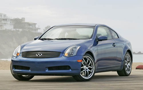 2005 infiniti g35 coupe base fq oem 1 500