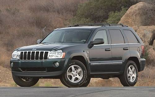 2005 jeep grand cherokee 4dr suv limited fq oem 1 500