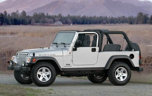 2005 jeep wrangler convertible suv unlimited rubicon fq oem 1 500