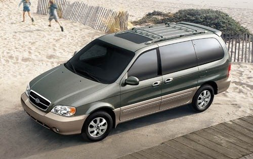 2005 kia sedona passenger minivan ex fq oem 1 500