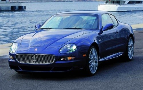 2005 maserati gransport coupe base fq oem 1 500