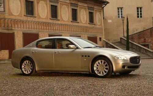 2005 maserati quattroporte sedan base fq oem 5 500