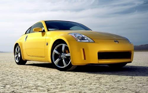 2005 nissan 350z coupe anniversary edition fq oem 1 500