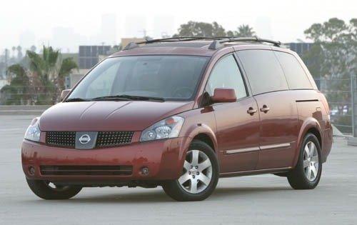 2005 nissan quest passenger minivan 35 se fq oem 1 500