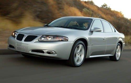 2005 pontiac bonneville sedan gxp fq oem 1 500