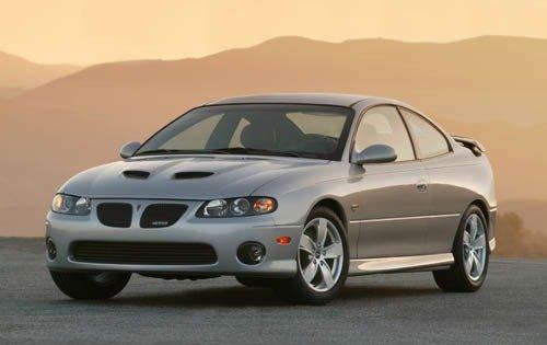 2005 pontiac gto coupe base fq oem 1 500