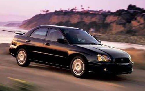 2005 subaru impreza sedan 25 rs fq oem 1 500
