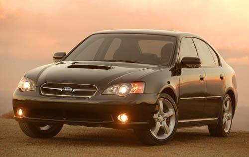 2005 subaru legacy sedan 25 gt limited fq oem 1 500