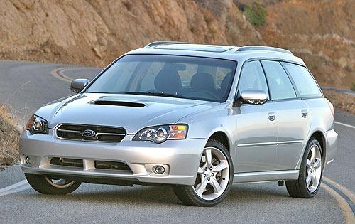 2005 subaru legacy wagon 25 gt limited fq oem 3 500