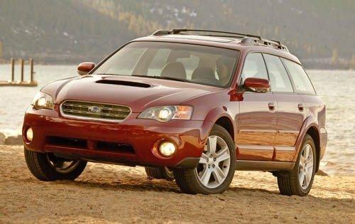 2005 subaru outback wagon 25 xt limited fq oem 1 500