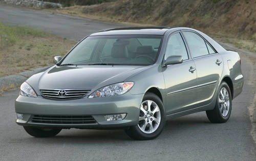 2005 toyota camry sedan xle v6 fq oem 1 500