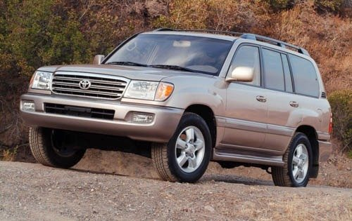 2005 toyota land cruiser 4dr suv base fq oem 1 500