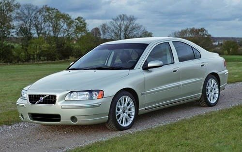 2005 volvo s60 sedan t5 fq oem 1 500